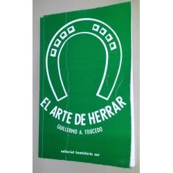 LIBRO EL ARTE DE HERRAR
