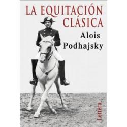 LIBRO LA EQUITACION CLASICA, ALOIS PODHAJSKY