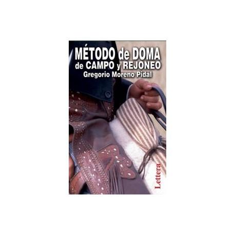 LIBRO MÉTODO DE DOMA DE CAMPO Y REJONEO