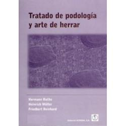 LIBRO TRATADO DE PODOLOGÍA Y ARTE DE HERRAR