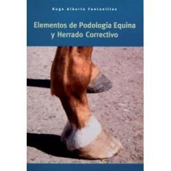LIBRO ELEMENTOS DE PODOLOGÍA EQUINA Y HERRADO CORRECTIVO