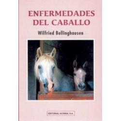 LIBRO ENFERMEDADES DEL CABALLO