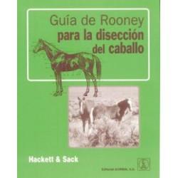 LIBRO GUIA DE ROONEY PARA LA DISECCION DEL CABALLO