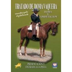DVD TRATADO DE DOMA VAQUERA PRESENTACIÓN Y ENTRADA A LA PISTA