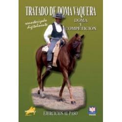 DVD TRATADO DE DOMA VAQUERA EJERCICIOS AL PASO