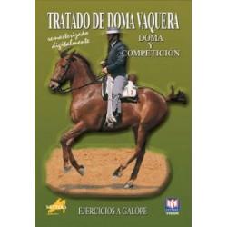 DVD TRATADO DE DOMA VAQUERA EJERCICIOS A GALOPE e47f2072eca
