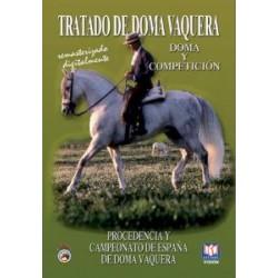 DVD TRATADO DE DOMA VAQUERA PROCEDENCIA Y CAMPEONATO DE ESPAÑA D