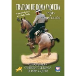 DVD TRATADO DE DOMA VAQUERA CÓMO JUZGAR UN CAMPEONATO DE ESPAÑA