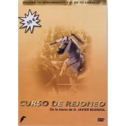 DVD CURSO DE REJONEO DE LA MANO DE D. JAVIER BUENDIA