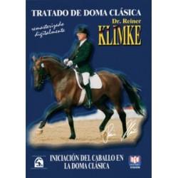 DVD TRATADO DE DOMA CLÁSICA INICIACIÓN DEL CABALLO EN LA DOMA CL 5368efa9f62