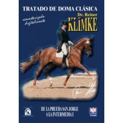 DVD TRATADO DE DOMA CLÁSICA DE LA PRUEBA SAN JORGE A LA INTERMED