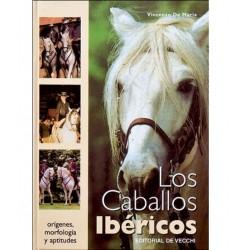 LIBRO LOS CABALLOS IBÉRICOS