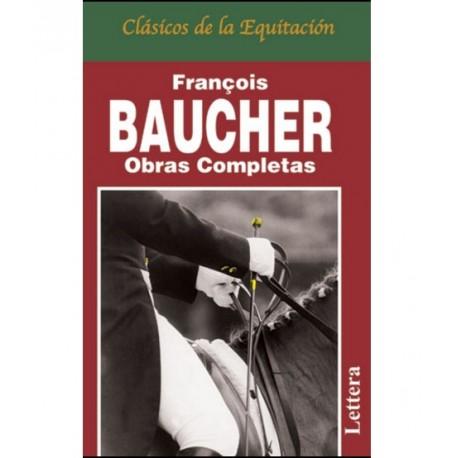 LIBRO FRANÇOIS BAUCHER OBRAS COMPLETAS