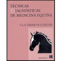 LIBRO TÉCNICAS DIAGNÓSTICAS DE MEDICINA EQUINA