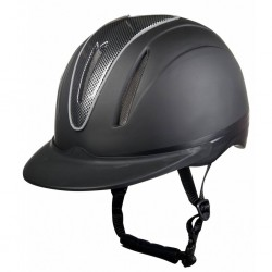 CASCO DE MONTAR -CARBON ART-