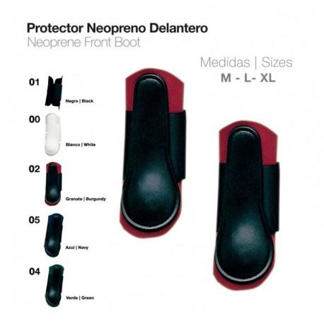 PROTECTOR NEOPRENO DELANTERO ZALDI 4894S6