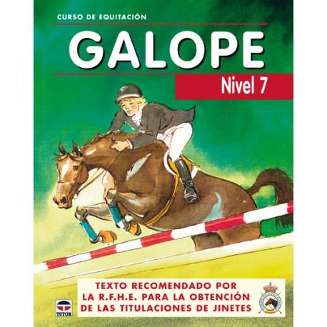 LIBRO CURSO EQUITACION GALOPES