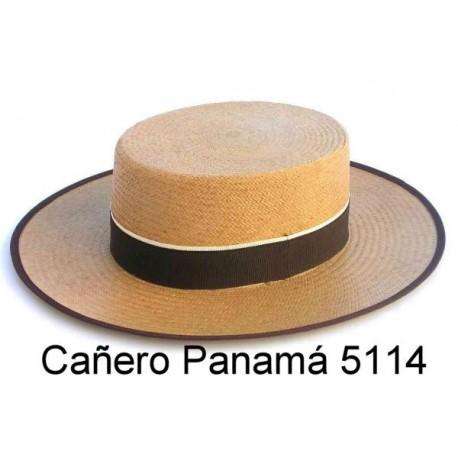 SOMBRERO CAÑERO PANAMA CAMEL