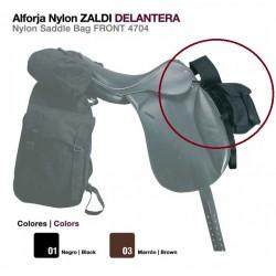 ALFORJA NYLON DELANTERA