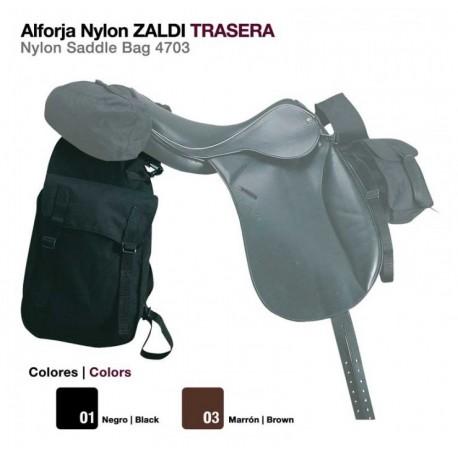 ALFORJA NYLON TRASERA